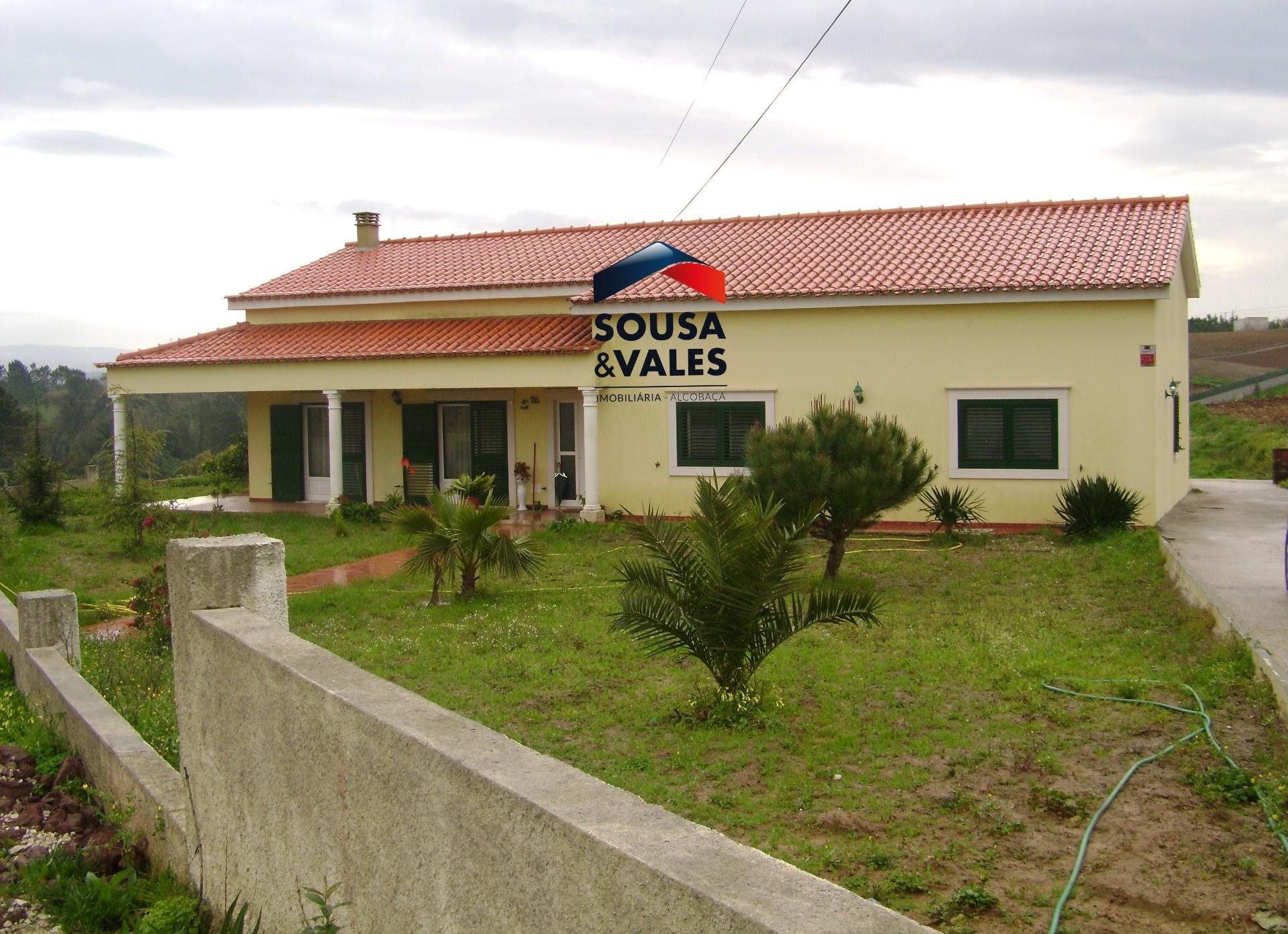 Moradia T3 – Cela de Alcobaça