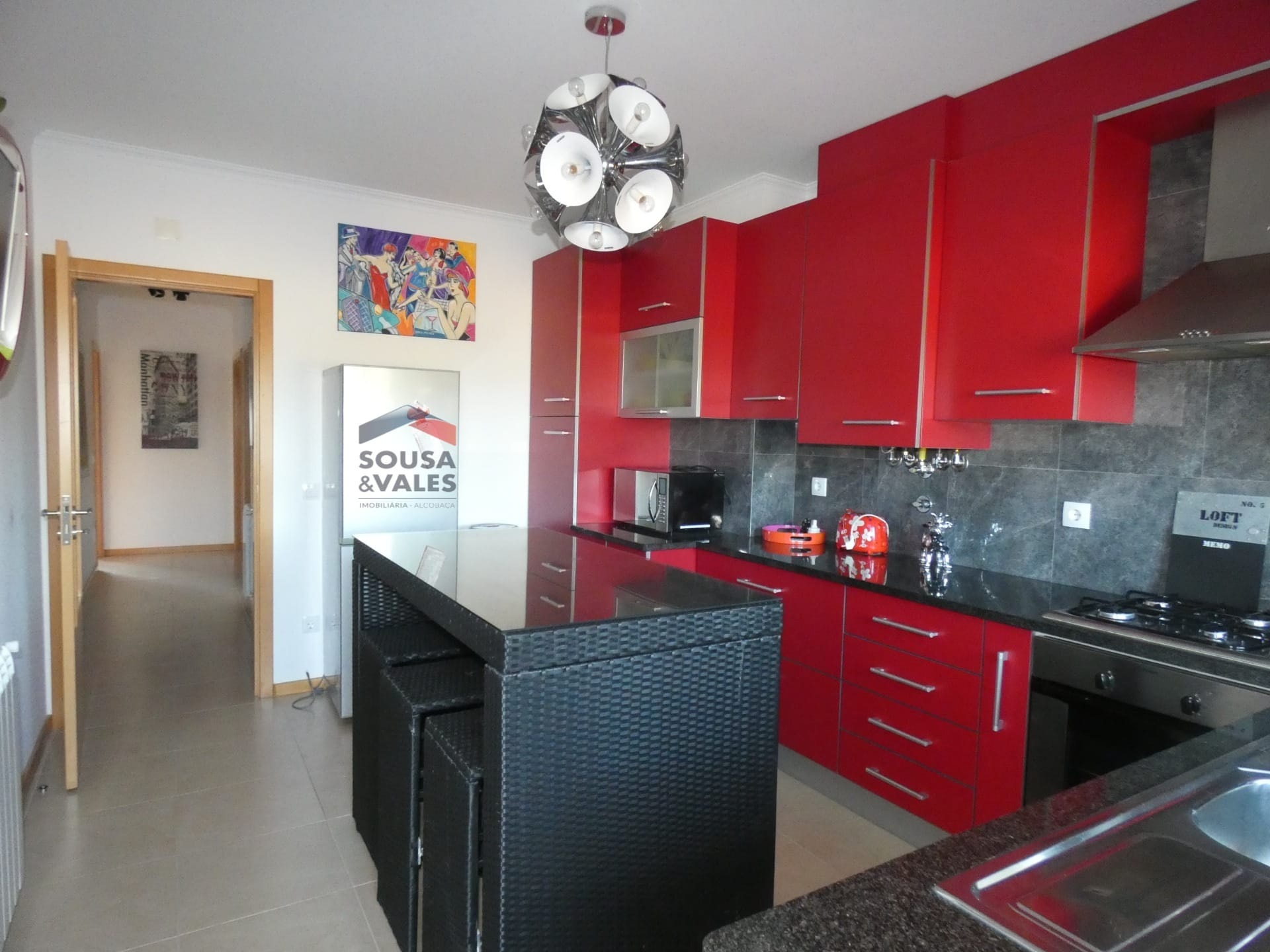 Apartamento T3 em Alcobaça