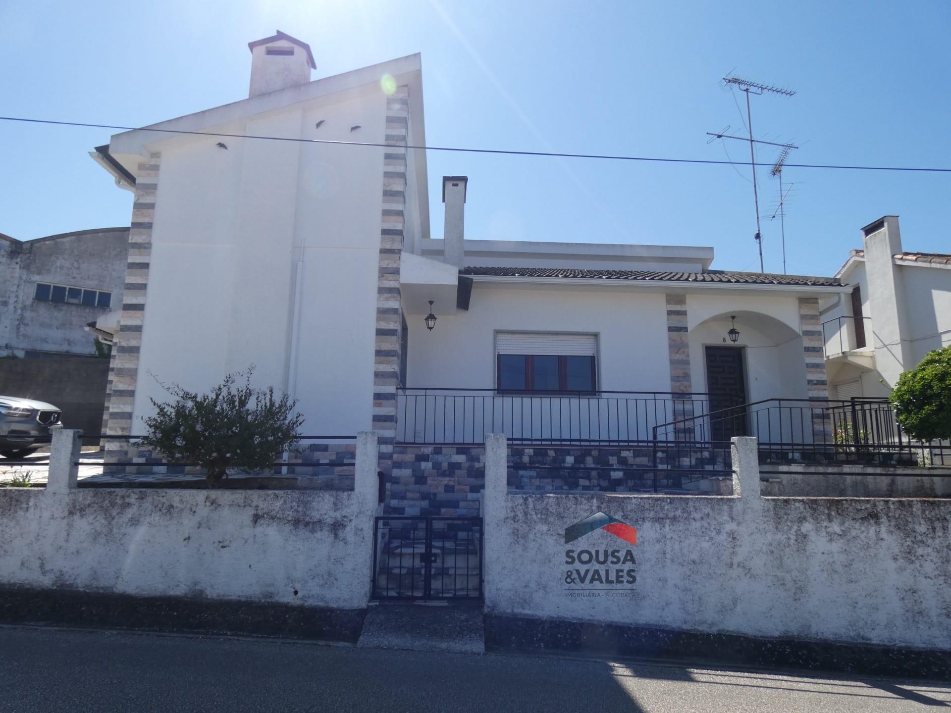 Moradia T3 em Ganilhos – Alcobaça